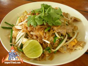 Pad Thai Pork
