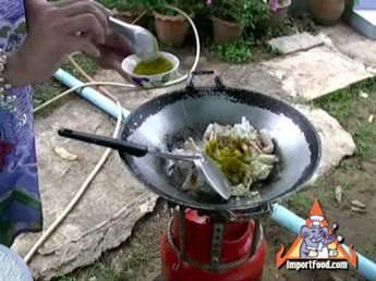 Cracked Crab Thai Curry