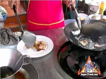 Crispy Pork Belly Fried Rice