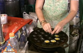 Night Market Quail Eggs Khanom Krok
