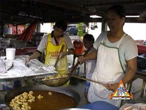 Pa Thong Ko, Thai Donuts