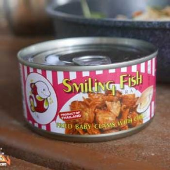 Smiling Fish - Easy Open Can