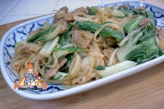 Korat-Style Stir-Fried Noodles