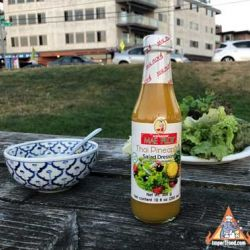 Thai Pineapple Salad Dressing