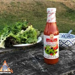 Thai Spicy Salad Dressing