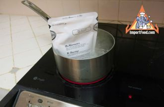 Boil for 3 Minutes