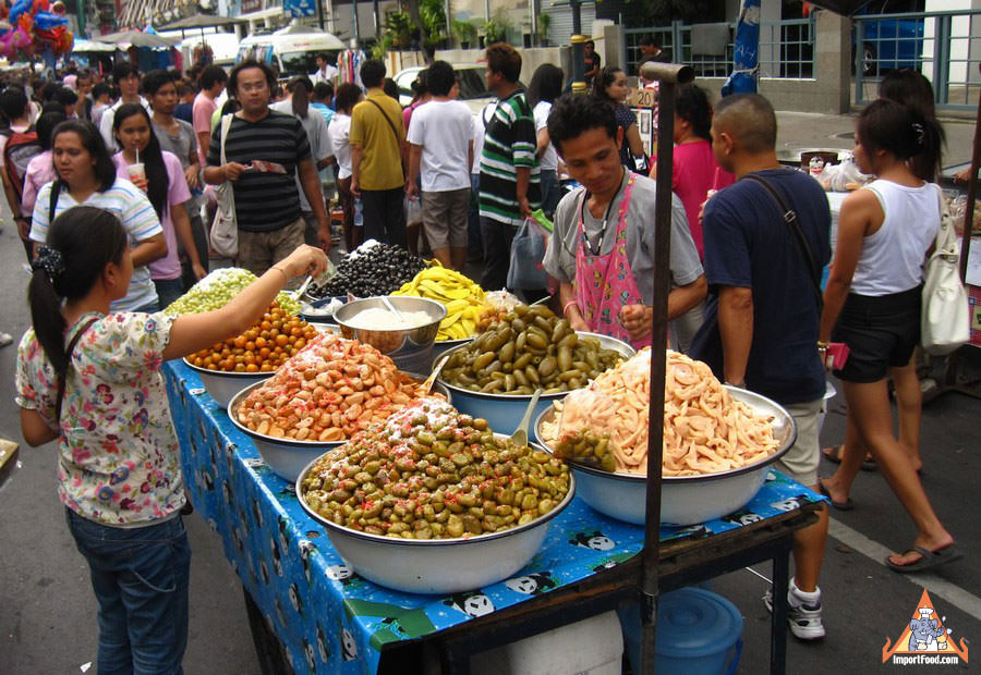 Pickled Fruit for Sale