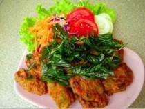 Shrimp Cakes, 'Tod Mun Goong'