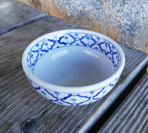 Handpainted Thai Ceramic, 12 oz bowl