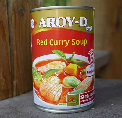 Thai Red Curry, 14 oz can