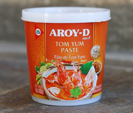 Thai Tom Yum Paste Aroy-D Brand