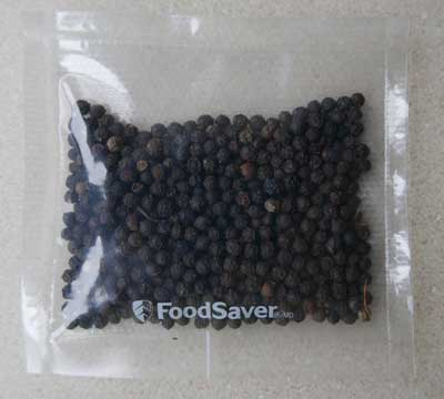 Black Peppercorn - Fresh Harvest