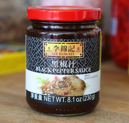 Black Pepper Sauce, Lee Kum Kee
