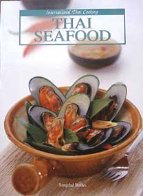 Cookbook: Thai Seafood, 102 pages