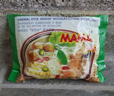 Mama, Instant Chan Clear Soup