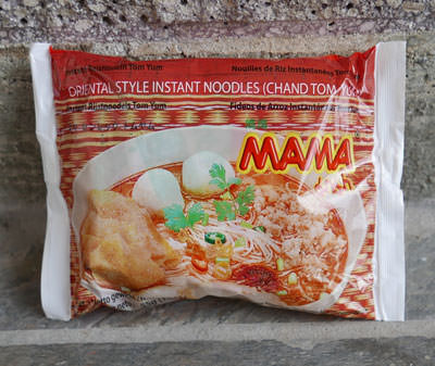 Mama, Chan Tom Yum Instant Noodles