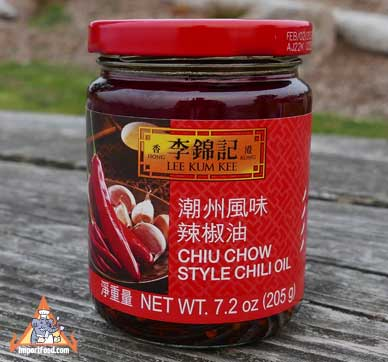 Chiu Chow Chili Oil, Lee Kum Kee