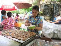 Thai Coconut Pancakes