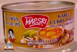 Karee Curry Paste, Maesri