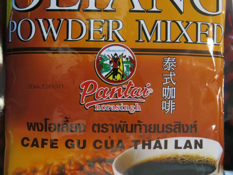 Oleang, Thai Coffee Mix