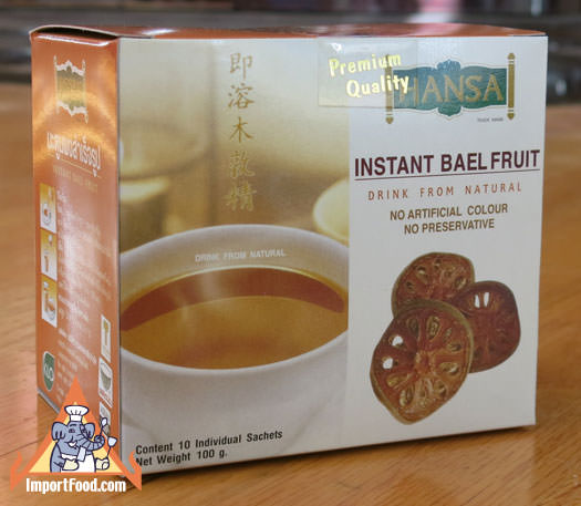 Bael Fruit Drink, Hansa - Thai