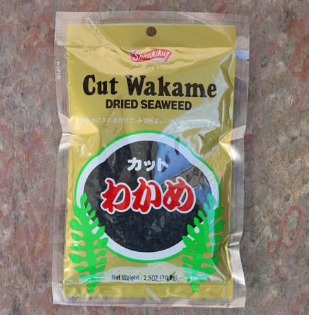 Fueru Wakame, Dried Seaweed
