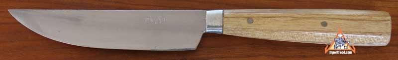 Handmade Stainless Peeler Knife, 8.25