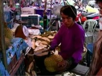 Feature: Preparing a Durian
