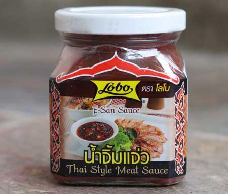 E-San Sauce, Lobo, 9 oz jar