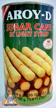 Thai Sugarcane, 42 oz