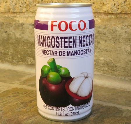 Thai Mangosteen Nectar - Foco