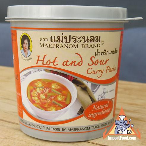 Thai Gaeng Som Paste, Mae Pranom