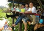 Maha Sawat Canal Restaurant - Hang Your Legs