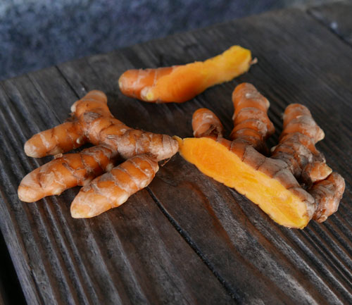 Fresh Hawaiian Turmeric
