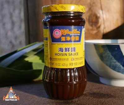 Hoisin Sauce, Koon Chun brand, 15 oz jar