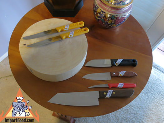 Thai Tamarind Cutting Board