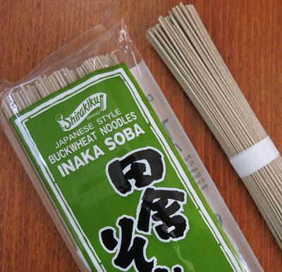Inaka Soba, Buckwheat Noodles