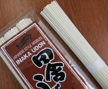 Inaka Udon Noodles, Japanese Style