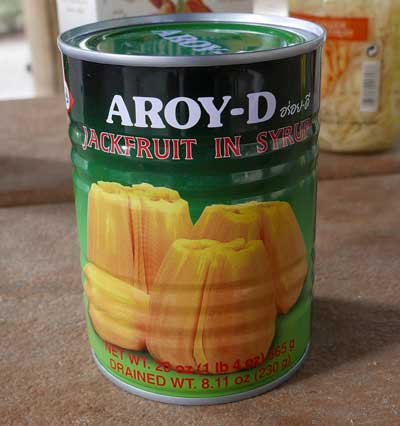 Jackfruit In Syrup, 20 oz can