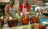 Thai Street Vendor Jungle Salad, Tum Pa
