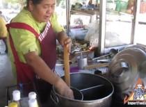 Pad Thai - Prepared in Kanchanaburi