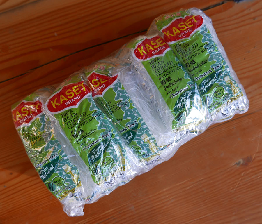Thai Bean Thread Noodles Kaset 14 Oz Importfood