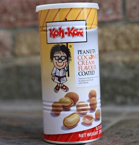 Koh-Kae Peanut Snack Coconut Flavor