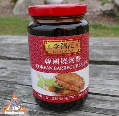 Korean Barbecue Sauce, Lee Kum Kee