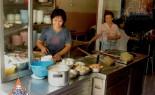 Bangkok Vendor Offers Homemade Meatball Soup Noodles