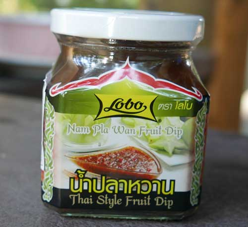 Nampla Wan Sauce, Lobo, 10.2 oz jar