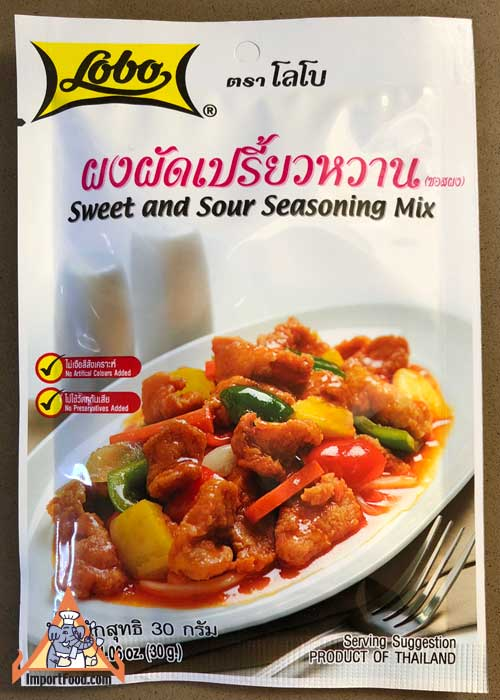 Lobo brand, Sweet and sour mix, 1.76 oz