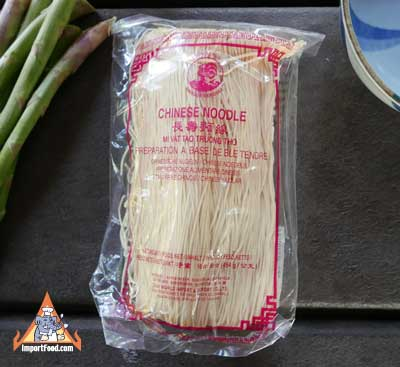 Chinese-Style Longlife Noodles, 14 oz pack