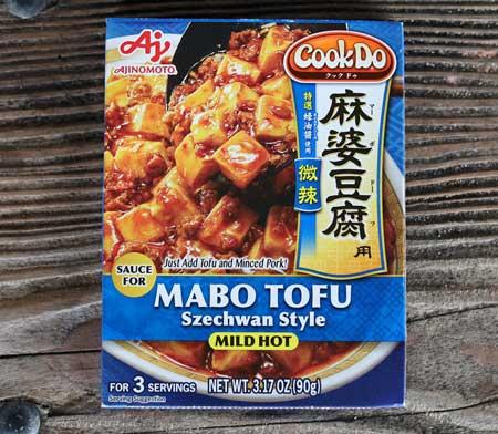 CookDo Mabo Tofu, Ajinomoto, Mild Hot, 3.8 oz