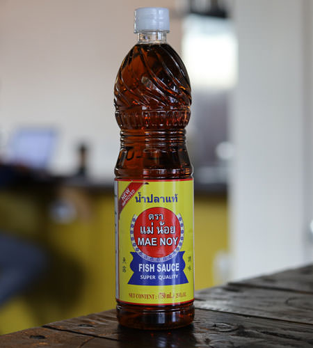 Mae Noy Fish Sauce from Thailand